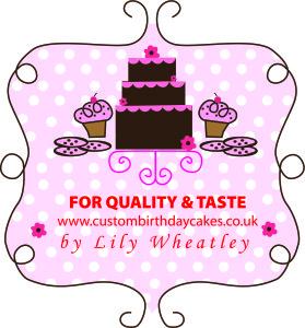 Birthday Cake Surrey Logo