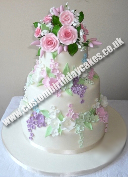 Custom Birthday Cakes Surrey