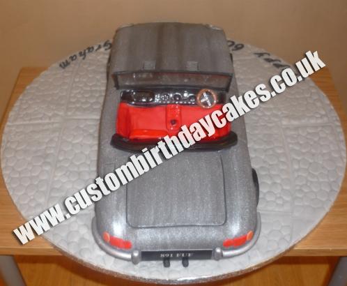 Men Women Custom Birthday Cakes Surrey