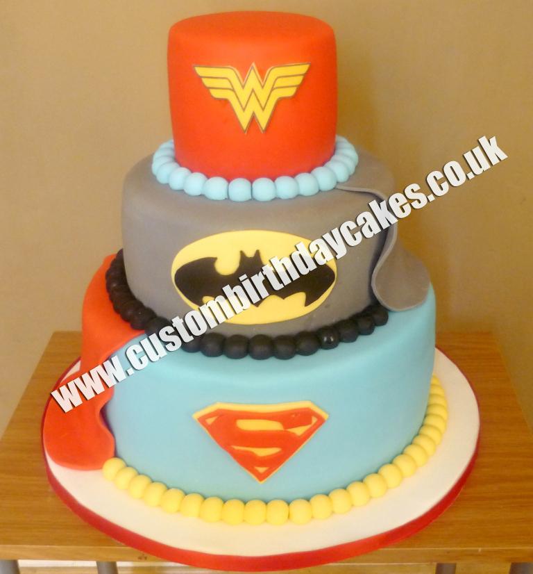 custom birthday cakes for boys