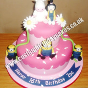 Little Helpers Cake