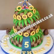 The Hedgehog Cake