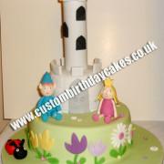 Ben Holly Cake