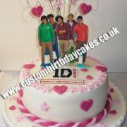 Pop Stars Cake