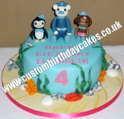 Panda And Hedgehog Cake Ideas Designs