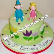 Fairy Elf Cake