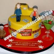 Yellow Van Cake