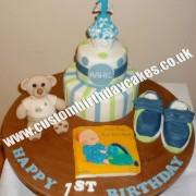Boy Birthday Cake