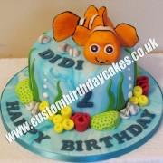 Clown Fish Cake